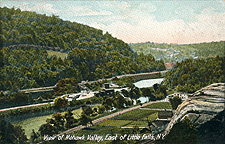 View of Mohawk Valley, East of Little Falls, N.Y.