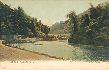 Little Falls, N.Y., Erie Canal