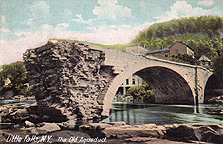 Little Falls, N.Y., The Old Aqueduct