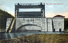 Big Lock, Little Falls, N.Y.