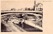 Lockport locks - approximately 1907