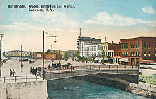 Lockport locks - approximately 1910