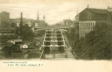 Lockport locks - approximately 1905