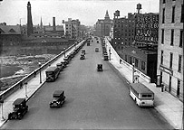 Top of the Broad Street Bridge, 1925-1930?