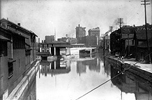 Erie Canal and the Rochester weighlock