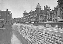 Erie Canal along South Avenue