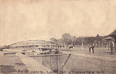 Erie Canal Lock 30, Ft. Hunter, N.Y.