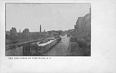 Erie Canal, Fort Plain, N.Y.