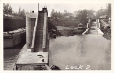 Lock 2 at Waterford