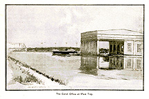The Canal Office at West Troy