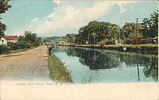 Erie Canal, Ilion, N.Y.