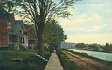 Canal at Ilion, N.Y.