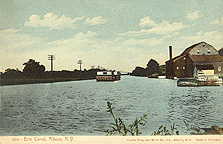 Erie Canal, Albion, N.Y.