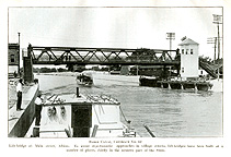 Barge Canal, Contract No. 62 at Albion N.Y.
