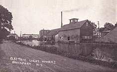 Electric Light Works, Brockport, N.Y.
