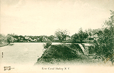 Erie Canal, Holley, N.Y.