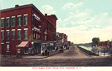 South Niagara Street, looking West, Tonawanda, N.Y.