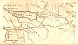 Map plate 5 from Northern Traveler