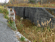 Erie Canal Lock No. 51 - The east end of the north chamber