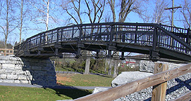 Aldrich Change Bridge, Palmyra, NY