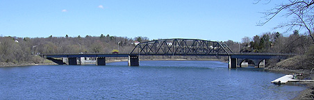 Route 146 bridge over the Mohawk River