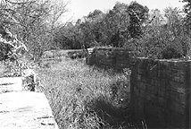 Enlarged Erie Canal Empire Lock 29, Fort Hunter, N.Y., 1983