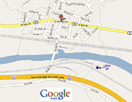 Google Map of Erie Canal Lock 33